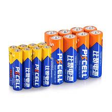 无汞环保#比苛 5号+7号碱性家用电池16节 13.9元包邮(23.9-10劵)