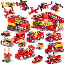 自由变换# 乐高益智军事消防模型拼装玩具  8.9元包邮(13.9-5券)