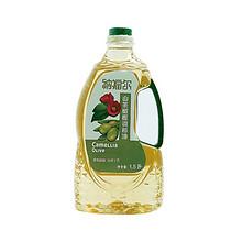 营养健康# 纳福尔 橄榄调和非转基因茶籽油1500ml 34.9元包邮(39.9-5券)
