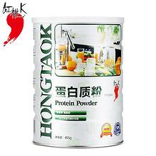 优质奶源# 红桃K 大豆乳清蛋白粉455g 59元包邮(89-30券)