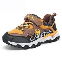 匠心打造# 小骆驼 儿童户外运动鞋  159元包邮(239-80券)