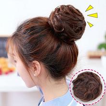 造型精美# 佰美坊 夏季甜美蓬松丸子头假发包  10.8元包邮(15.8-5券)