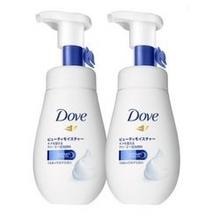 双11预售# Dove 多芬 氨基酸泡沫洁面乳 160ml*2瓶   69元(定金10+尾款59)