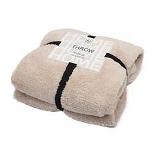 双11提前加购# JYSK 珂鲁库斯 冬季毛绒盖毯140X200cm 49元