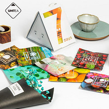 每天新滋味# umtea 德国水果茶7days花茶礼盒  16.9元包邮(21.9-5券)