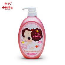 温和不刺激# 韩国冬己 儿童洗发沐浴二合一750ml  19元包邮(39-20券)