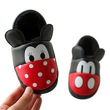 手慢无# 儿童保暖防滑棉鞋  14.9元包邮(22-2.1-5券)