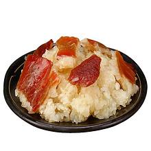 米香肉酥# 熊大妈 贞丰猪肉味糯米饭250g  8.9元包邮(11.9-3券)