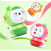 儿童文具# 广博 卡通大号水果精灵刨笔刀  9.9元包邮(12.9-3券)