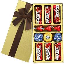 浪漫佳礼# 费列罗 巧克力礼盒装12颗  19.9元包邮(39.9-20券)