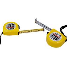 日本田岛 进口测量工具公制钢卷尺2m 18元包邮(23-5券)