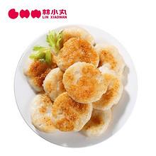 香鲜甜糯# 【拍2件】阳江火锅食材手打墨鱼饼3包 43元包邮(48-5元券)