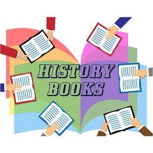 灵魂和身体总要有一个在路上# 学习系列——历史书  笑着也能涨姿势!