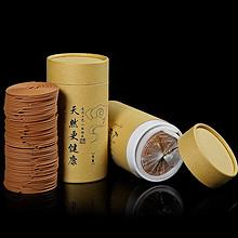 香气宜人# 7味檀香盘香120盘+送青瓷香炉  20.8元包邮(25.8-5券)