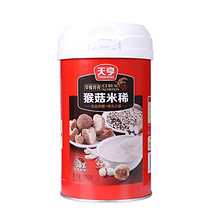 营养健康# 天亨 猴头菇五谷杂粮代餐营养米稀500g 23.9元包邮(48.9-25券)