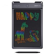 健康环保# VSON乐写彩色液晶手写板绘画涂鸦电子板9寸  89元包邮(119-30券)