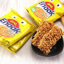 网红零食#   印尼进口小鸡干脆面12包  23.8元包邮(38.8-15券)