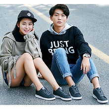 情侣款可选# 特步 春新款男女休闲运动鞋时尚板鞋 119元包邮(139-20券)