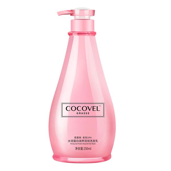 白菜价# COCOVEL 洗发水250ml    5.8元包邮(15.8-10券)