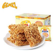 折1.5元/包# 网红零食 印尼进口小鸡干脆面12包  19元包邮(24-5券)