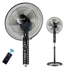 静音省电# 尚朋堂 家用台式遥控电风扇落地扇  59元包邮(79-20券)