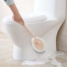 家居清洁# 卫生间长柄纳米海绵清洁刷4件套 9.9元包邮(14.9-5券)