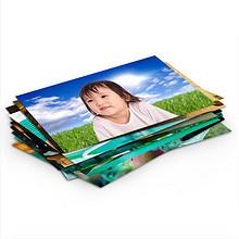 色彩鲜艳# 佳色激光绸面5寸照片30张 6.8元包邮(9.8-3券)