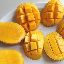 约40个# 海南纸皮核小台农芒果5斤包邮  20.8元包邮(22.8-2券)