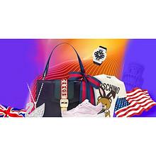 618预售#  天猫 国际服饰预售会场  大牌爆款分期免息,预售折上折还可叠加券