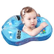 双层气囊# 优敏 婴儿腋下圈充气防翻防呛游泳圈 29元包邮(39-10券)
