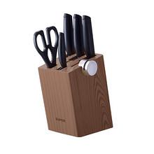 狂欢好价# 京东 苏泊尔 厨房不锈钢刀具7件套  149元(299-150券)