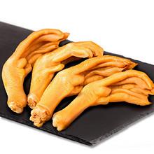 第2份半价# 爱尝 龙岩泡鸭爪土楼特产香辣泡爪  16.9元包邮(19.9-3券)