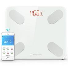 抗压耐用# app智能体脂称电子秤精准减肥称 49元包邮(89-40券)