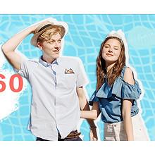 促销活动# 当当  美特斯邦威品牌日  全场每满99减60,仅此一天!