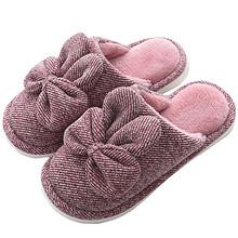保暖舒适#coqui酷趣冬季居家家用厚底韩版拖鞋 27.8元包邮(32.8-5券)