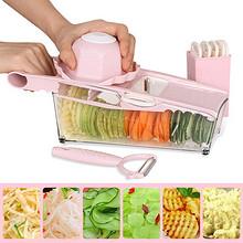 安全耐用#家用厨房切丝器+标准款五刀片 9.9元包邮(14.9-5券)