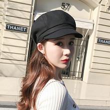 百搭气质# 秋冬时尚保暖八角贝雷帽 14.9元包邮(19.8-5券)