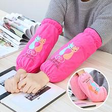 韩版秋冬款可爱长款袖套成人 4.9元包邮(7.9-3券)