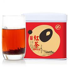 淘礼金补贴# 川红特级工夫红茶 3.1元包邮(11.1-5券-3)