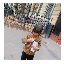 大耳象 女童高领加绒弹力上衣长袖 29.9元包邮(44.9-15券)