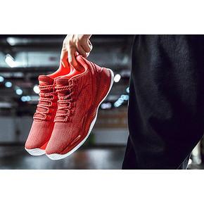 安踏 游龙 2018款A-SHOCK篮球鞋 11811188 大红 到手价249元