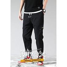 牧西尼 经典款多袋工装裤 100%纯棉 39元包邮 平常89元
