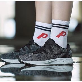 ¥168 18号0点:LI-NING 李宁 跑步系列 ARHN053 光速减震一体织男子跑步鞋(前400