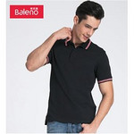 18号0点:Baleno 班尼路 88801140 男士棉质微弹男士POLO衫 (前100件)41.8元包邮