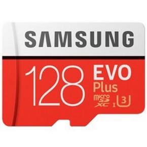 天猫 再降价:SAMSUNG 三星 EVO Plus 升级版+ MicroSD卡 128GB 104元包邮