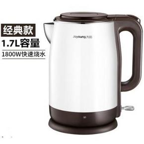 ¥49.9 24日12點!Joyoung 九陽 K17-F65 電水壺 1.7L