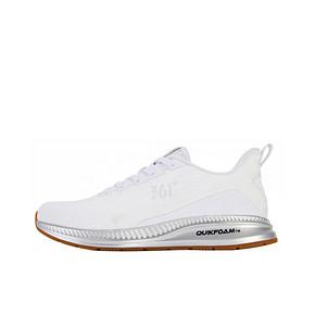 361° 針織防滑減震跑步鞋 571912225 白灰 到手價219元