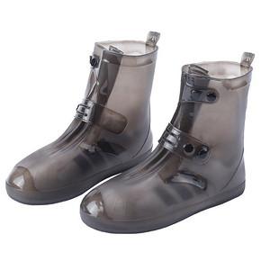 成人儿童防水鞋套耐磨防滑防水双排扣款 16.8元包邮(19.8-3券)