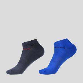 Salomon 萨洛蒙男女款袜子 户外跑步短袜 FESTIVAL 2-PACK 58元