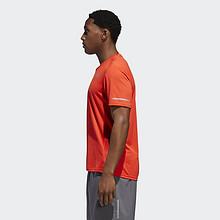 阿迪达斯(adidas) RUN TEE M CW3594000 男子短袖T恤 84元